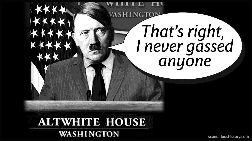 Sean Spicer Hitler